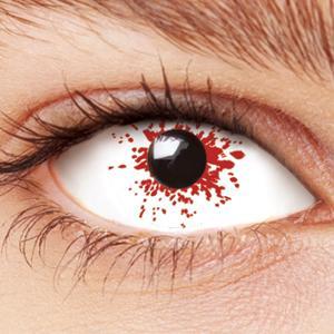 Карнавальные линзы - Кровавые