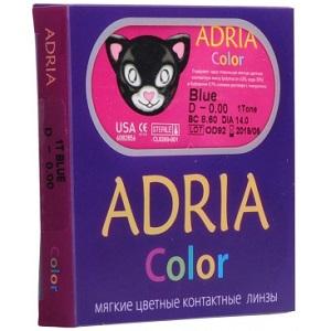 Оттеночные линзы Adria Color 1 Tone