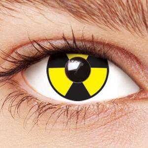 Карнавальные линзы - Радиация