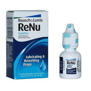 Капли для глаз - Renu Multi Plus