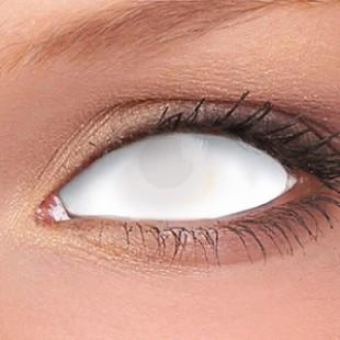 Склеральные линзы - Белые