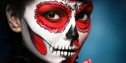 Сумасшедшие линзы на Хэллоуин